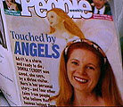 Donna Tarody on People Magazine Cover